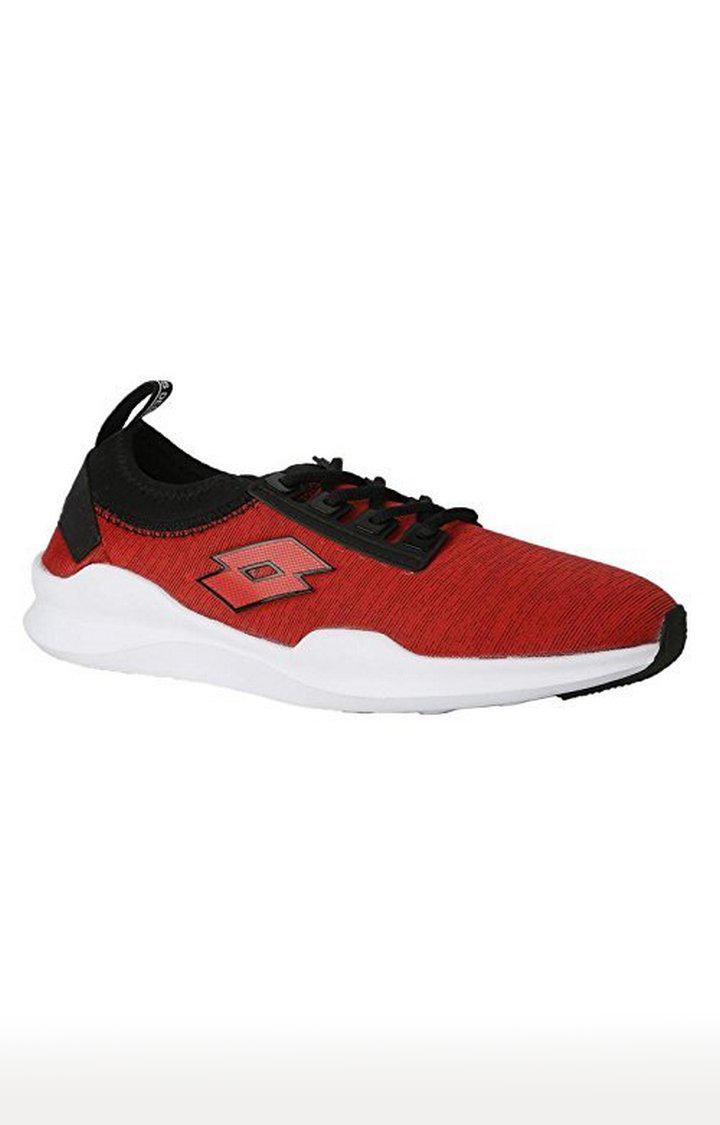 Lotto | Lotto Men's Amerigo Red/Black Training Shoes