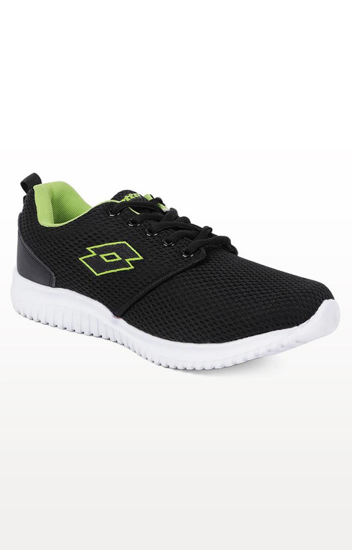 Lotto | Lotto Women's Alyssa Blk/Lime Training Shoes