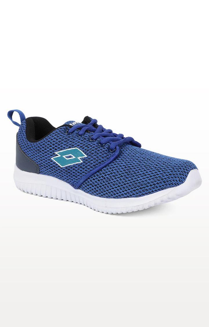 Lotto   Lotto Women's Alyssa Blue/Blk Training Shoes