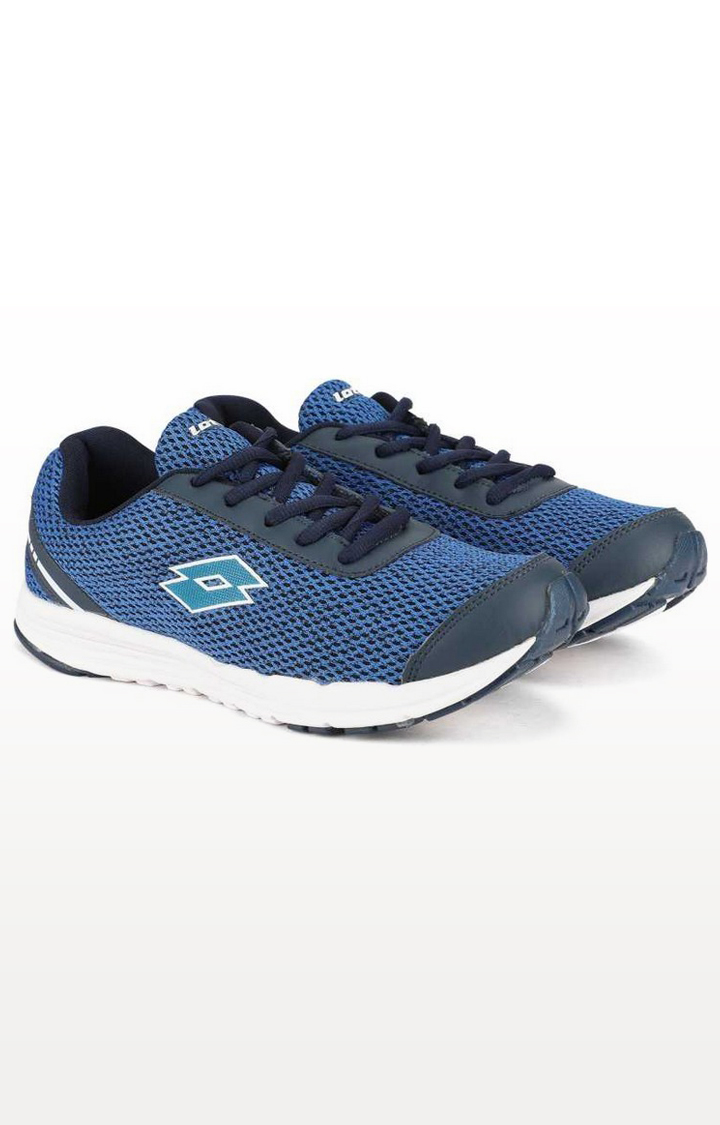 Lotto   Lotto Women's Genesis Blue/Blk Training Shoes