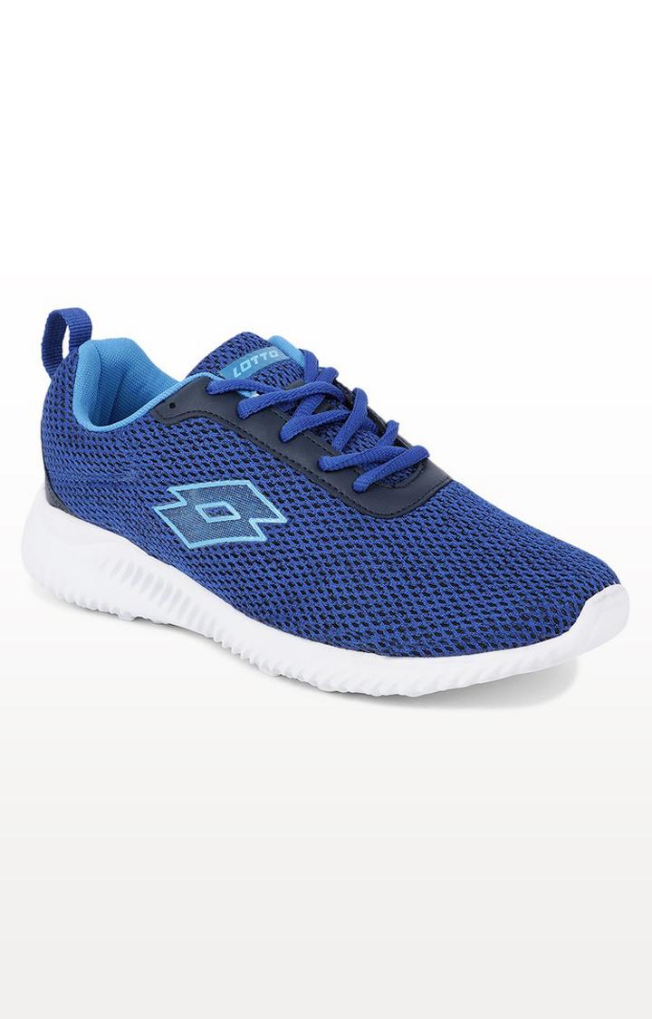 Lotto   Lotto Men's Aroldo Royal Blue Training Shoes