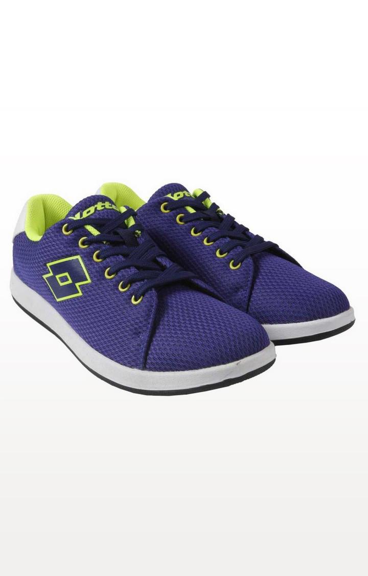 Lotto | Lotto Men's Rance Royal/Lime/White Lifestyle Shoes