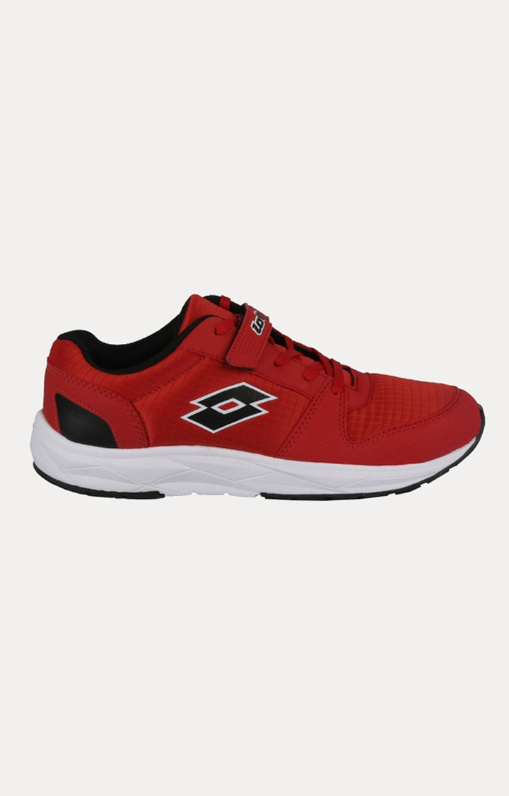 Lotto | Lotto Kids Speed Jr Red/Blk Running Shoes