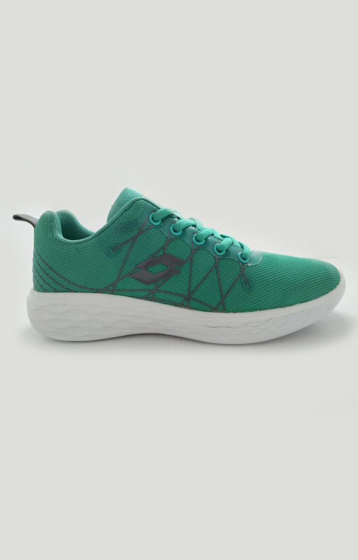 Lotto | Lotto Women's Willy W Turquoise/Grey Running Shoes