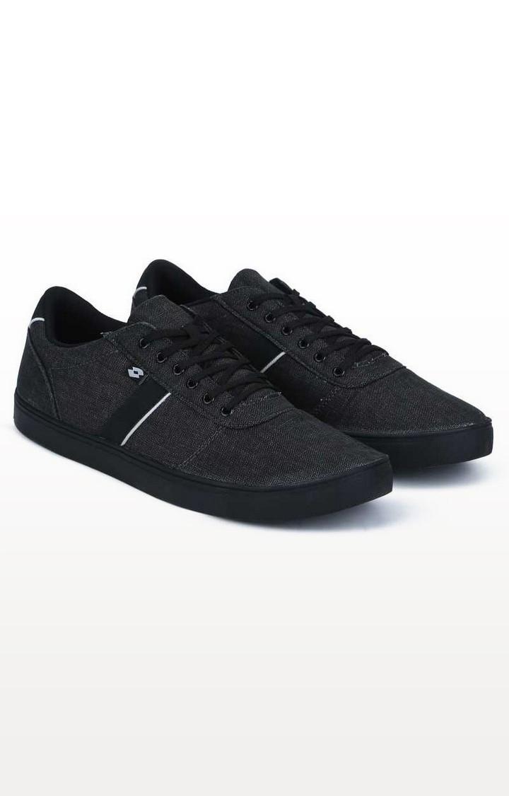 Lotto | Lotto Men's Phoenix Dk Grey/Blk Lifestyle Shoes
