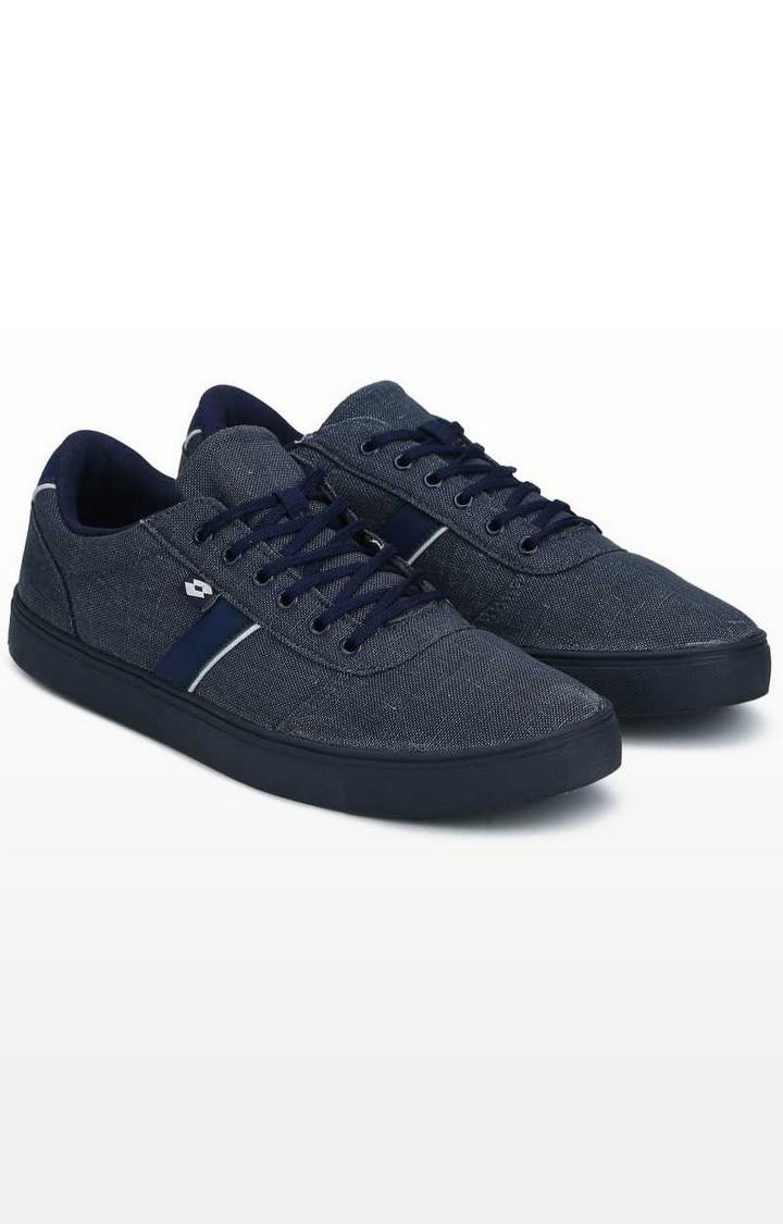 Lotto | Lotto Men's Phoenix Lt Navy/Dk Navy Lifestyle Shoes