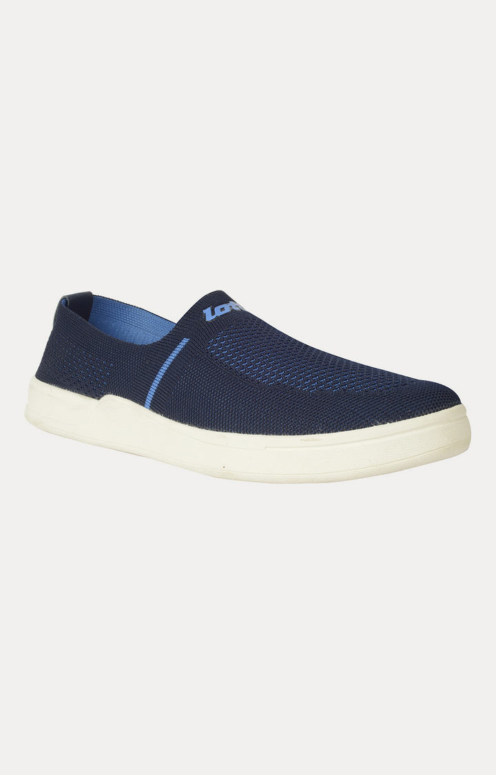 Lotto   Lotto Men's Rockford Navy Lifestyle Shoes