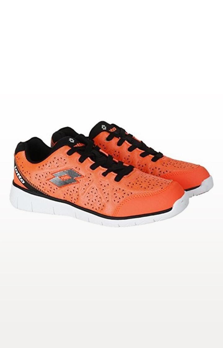 Lotto | Lotto Women's Vitale Orange/ Black Training Shoes
