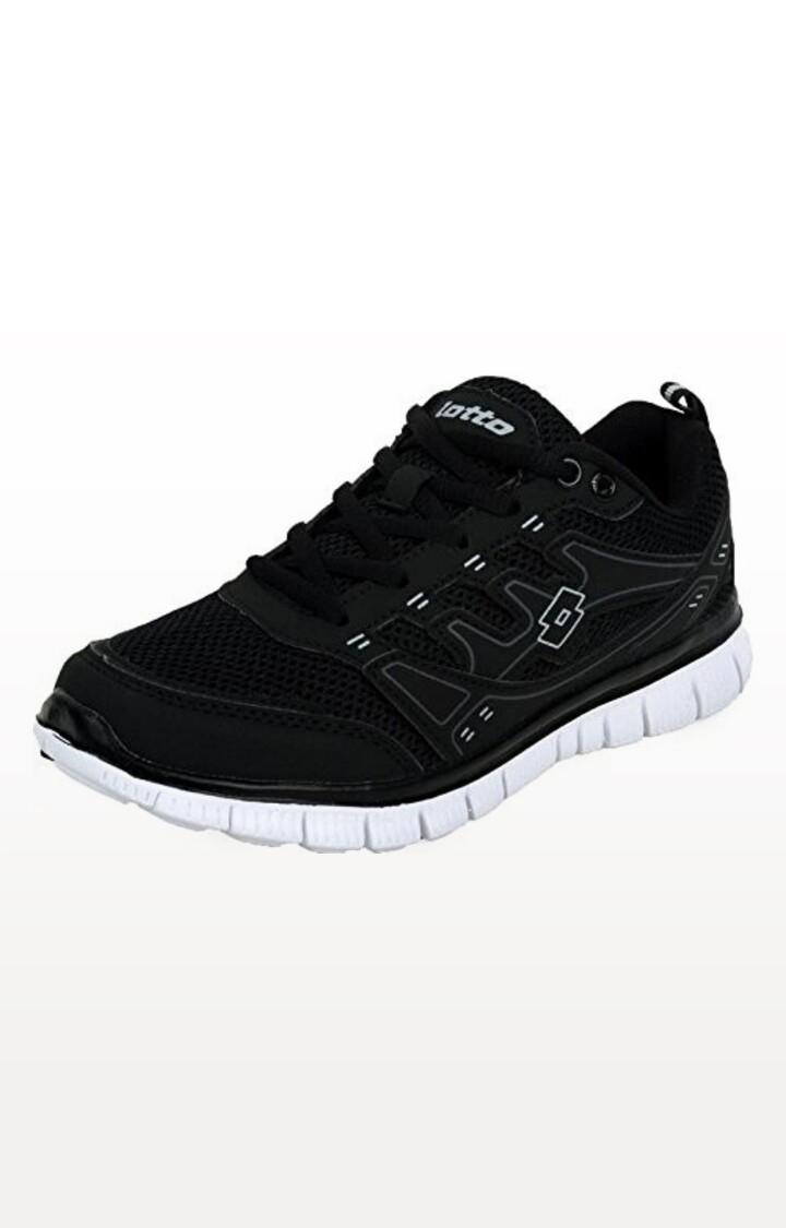 Lotto | Lotto Kids Mito Duo Black/Silver Training Shoes