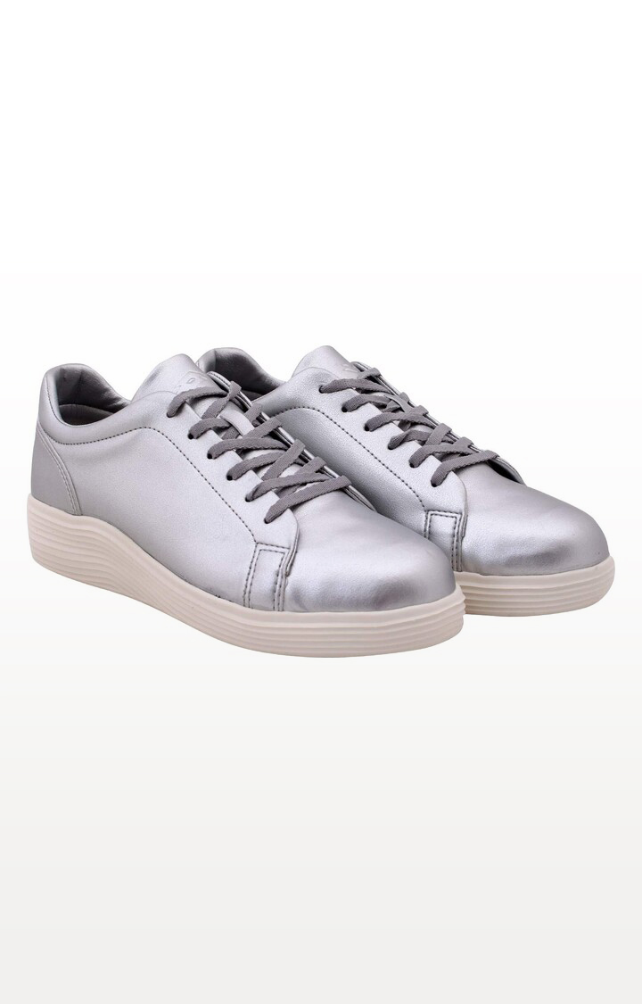 Lotto | Lotto Women's Hartford Silver Lifestyle Shoes