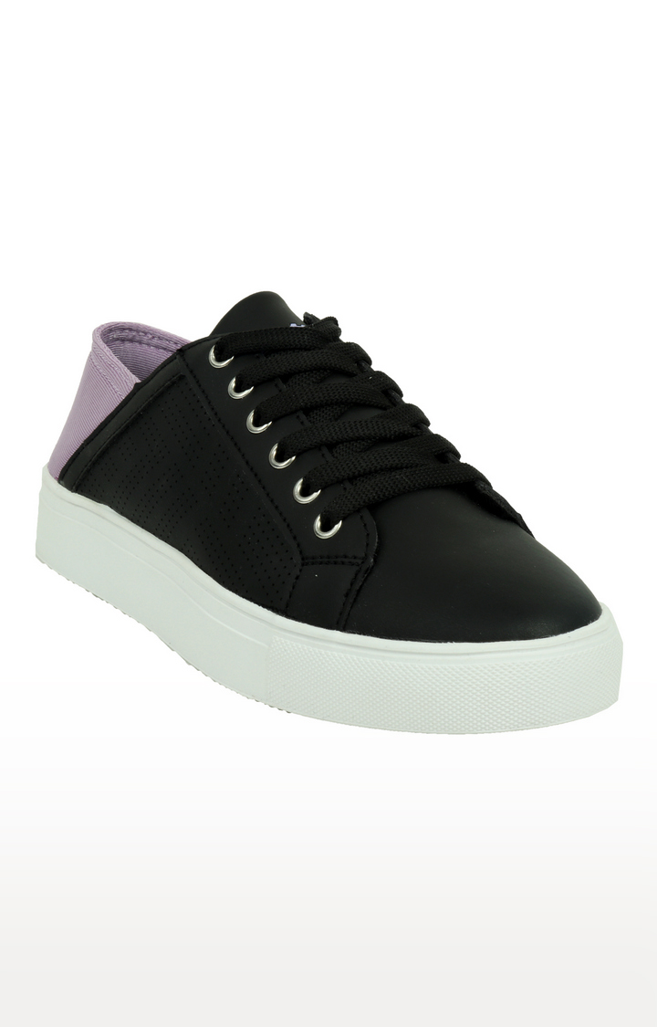 Lotto   Lotto Women's Slice Cut Blk/Rose Pink Lifestyle Shoes