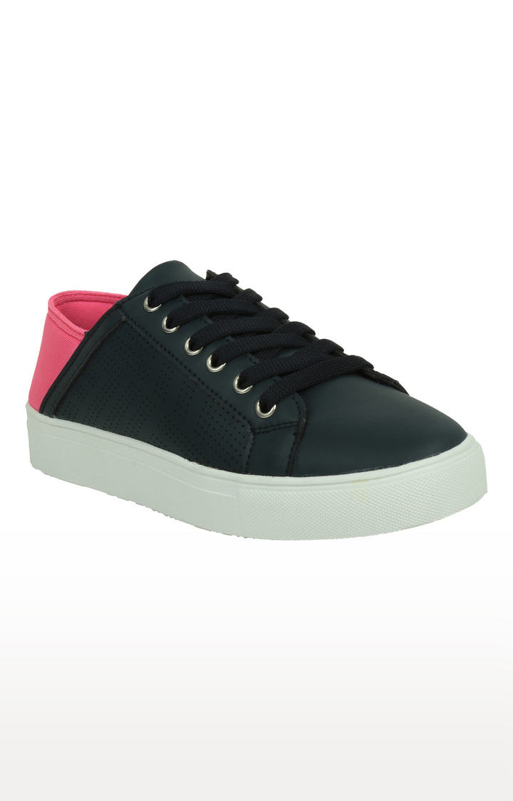 Lotto   Lotto Women's Slice Cut Navy/Pink Lifestyle Shoes