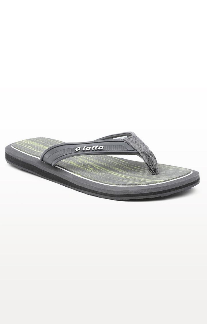 Lotto | Lotto Men's Ilda 2.0 Grey/Multi Slippers