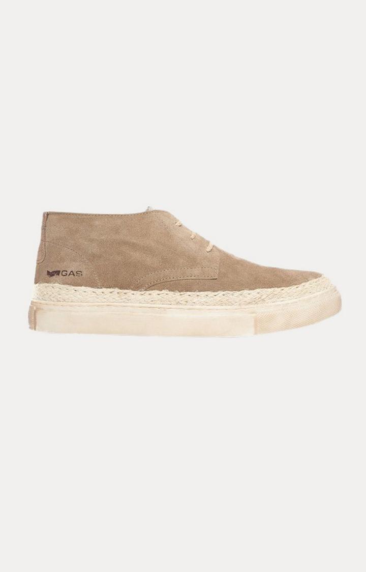 GAS | Brown Sneakers