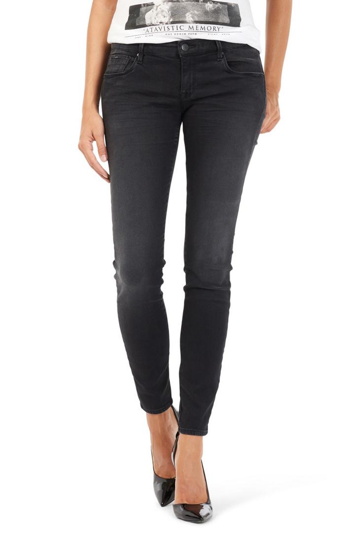 GAS | Women's medium wash mid rise Sheyla RS jeans