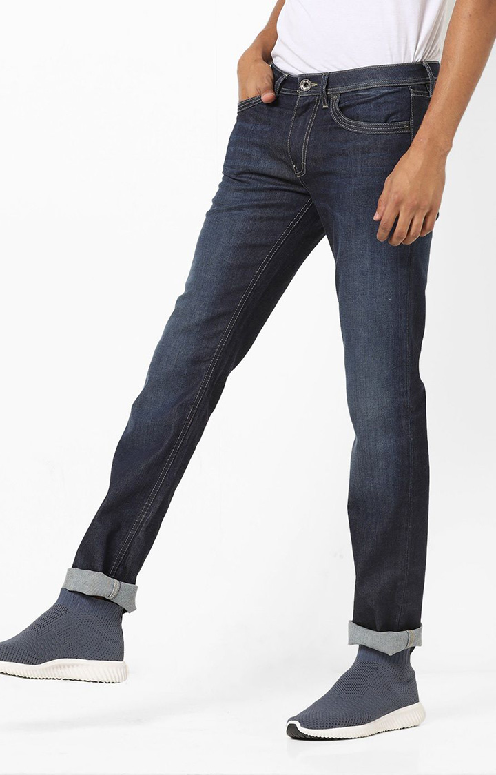 GAS | Albert RS Washed Slim Fit Jeans