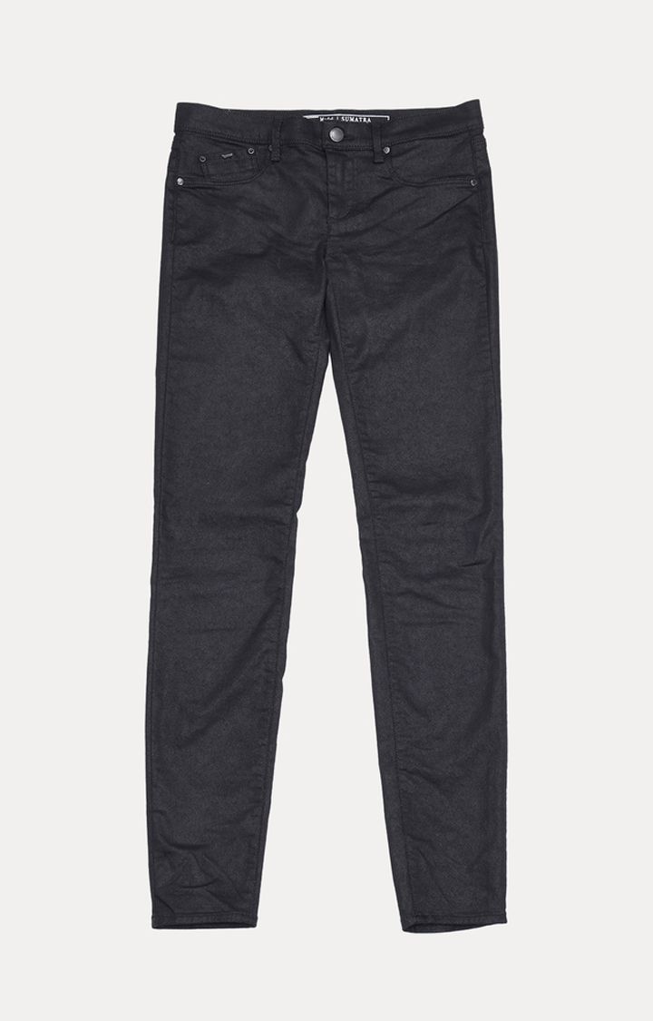 GAS   Women's Skinny Fit textured Sumatra Jeans