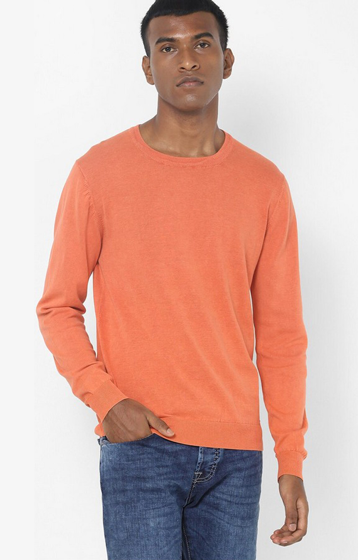 GAS | Lendy Pullover with Ribbed Hems