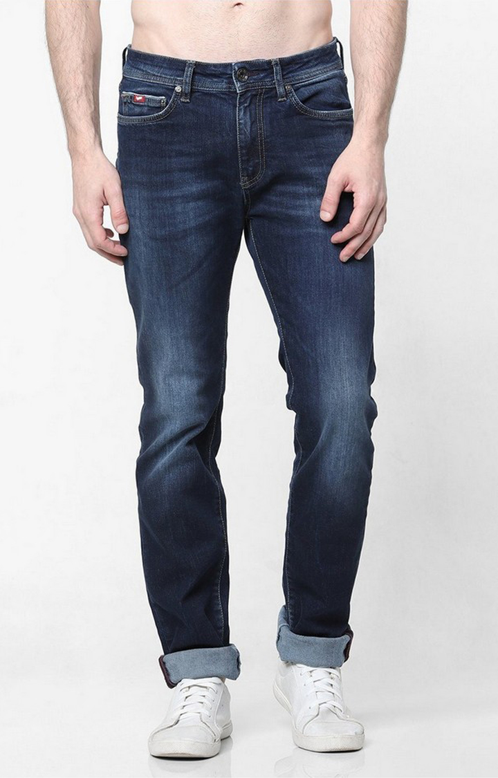 GAS | Mid-Rise Slim Fit Jeans