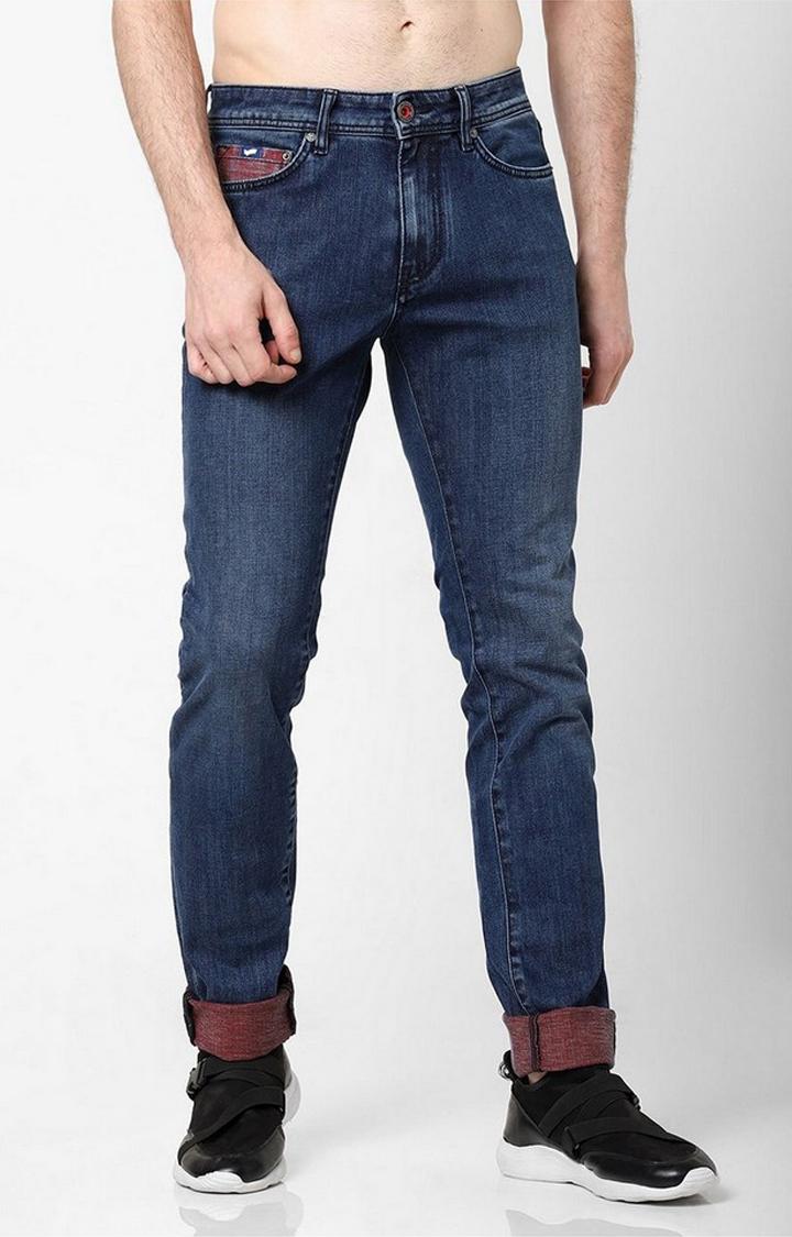 GAS | Distressed Slim Fit Jeans