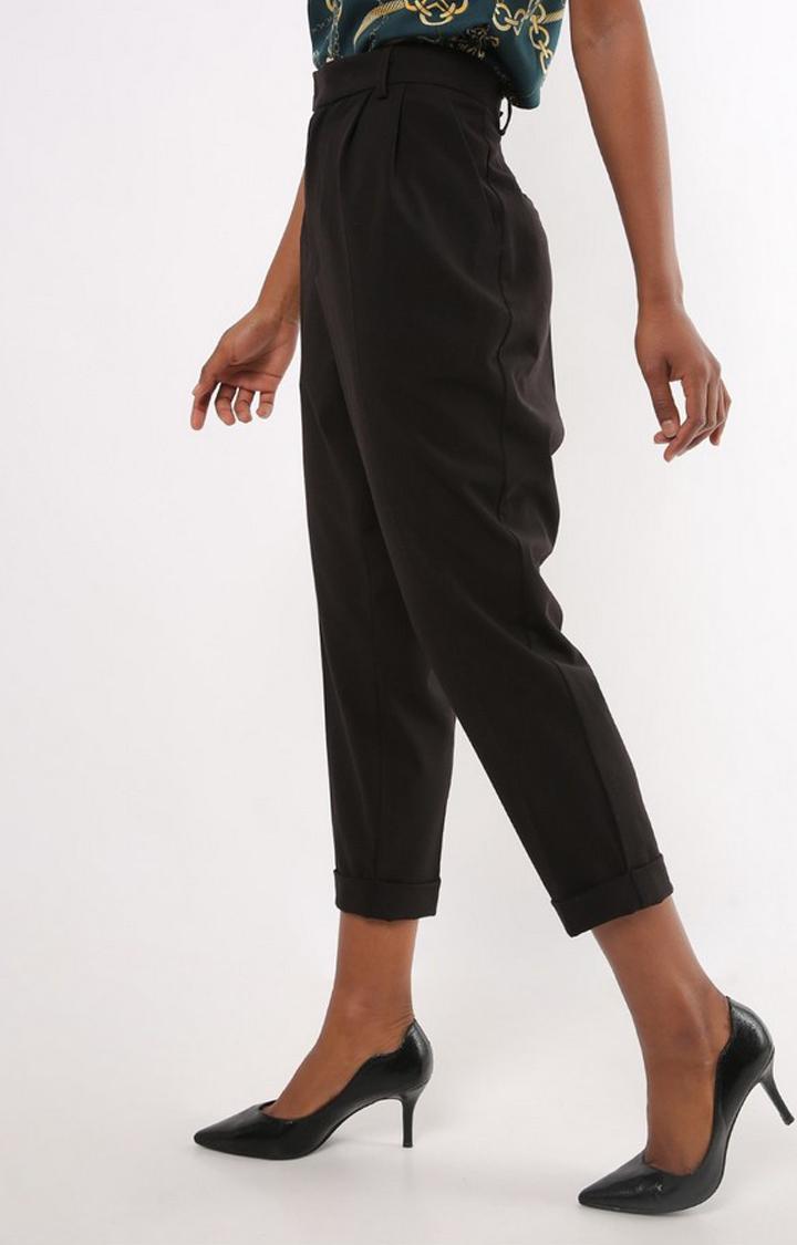 GAS | Women's regular fit mid rise Jenise trousers