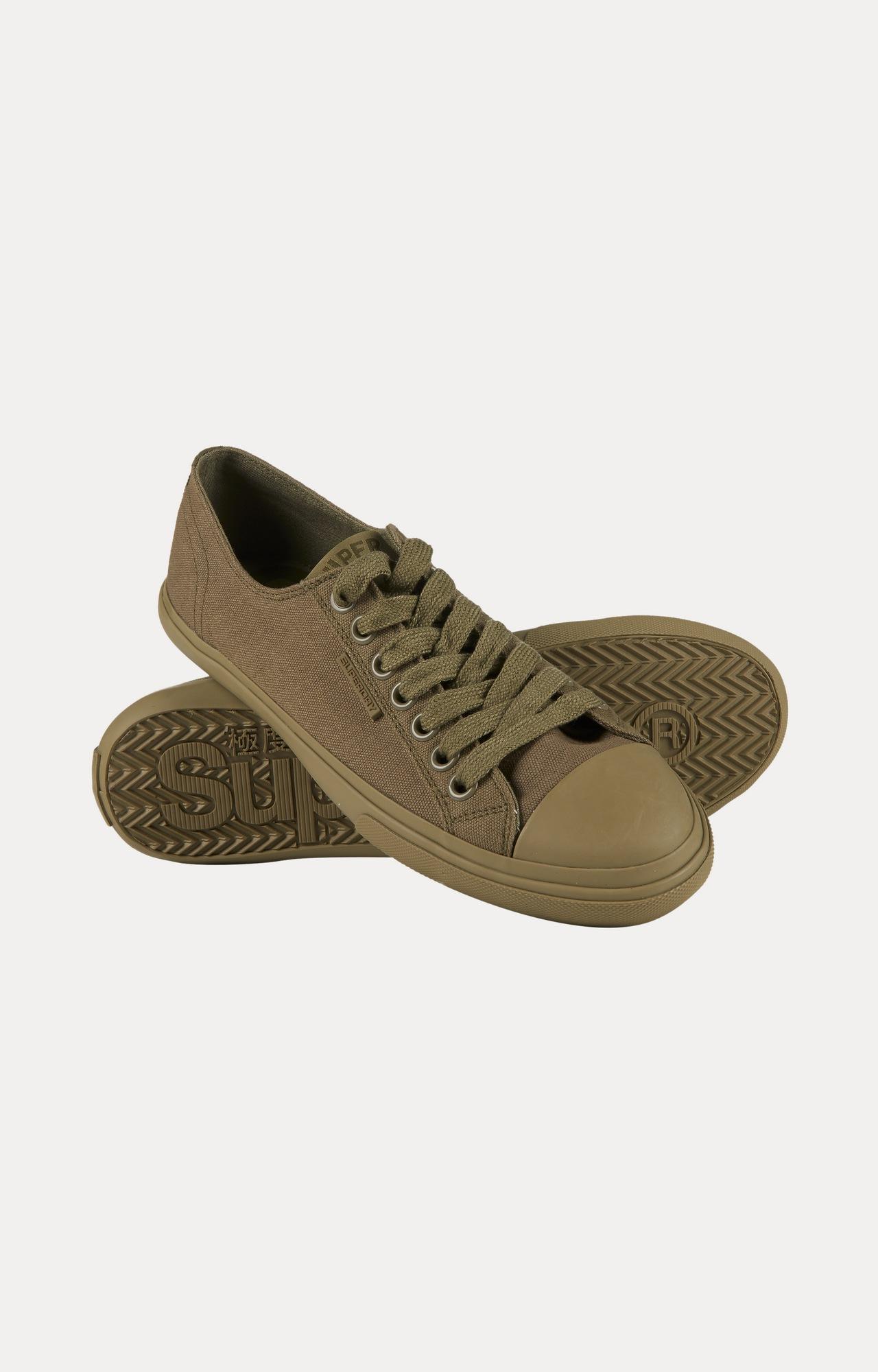 Superdry | Green Sneakers