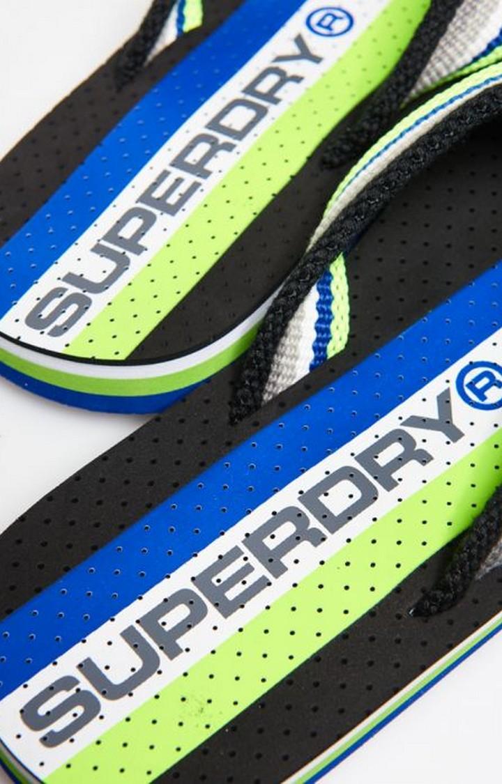 Superdry | Superdry Navy Flip Flops