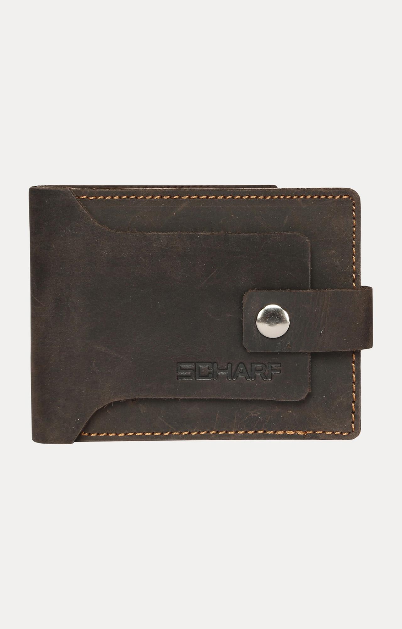 SCHARF   Black Wallet