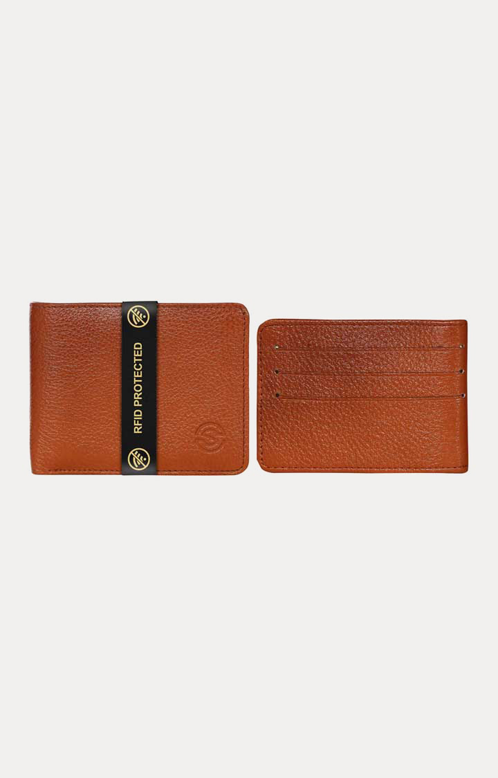 SCHARF | Tan Wallet