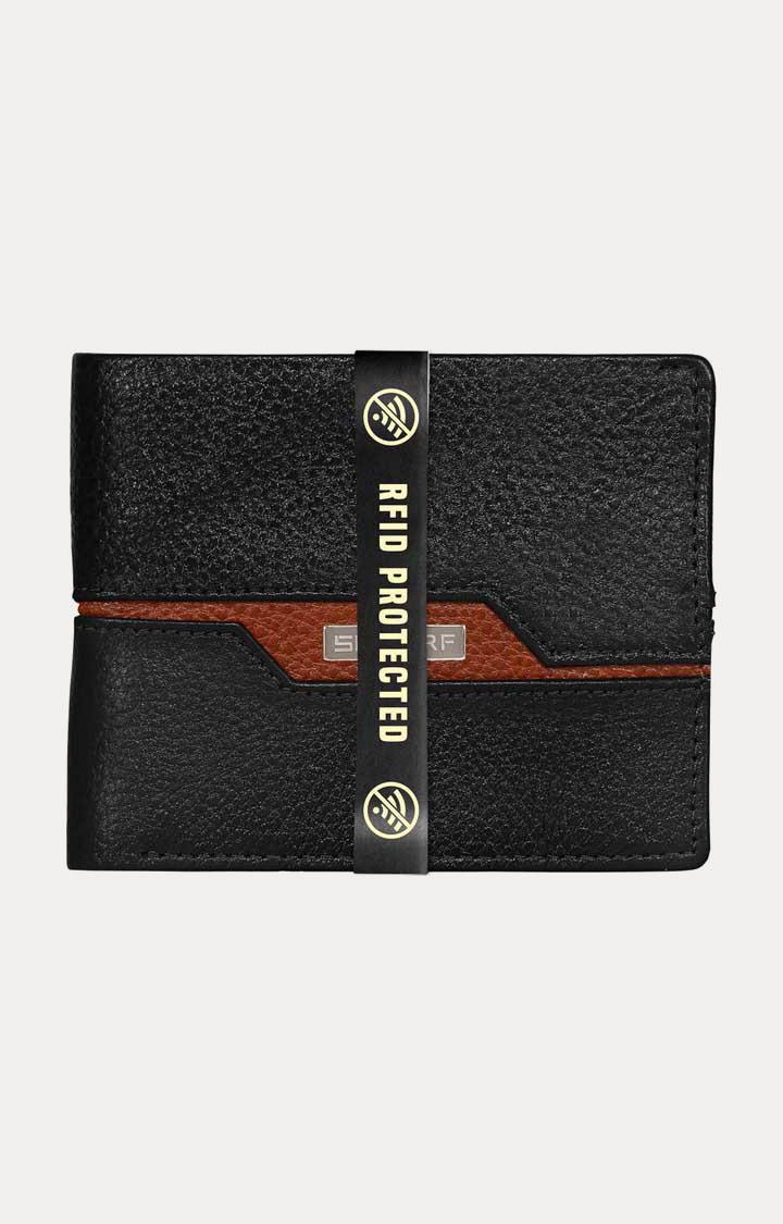 SCHARF | Black Wallet