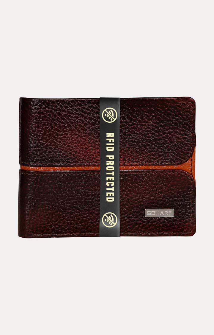 SCHARF | Brown Wallet