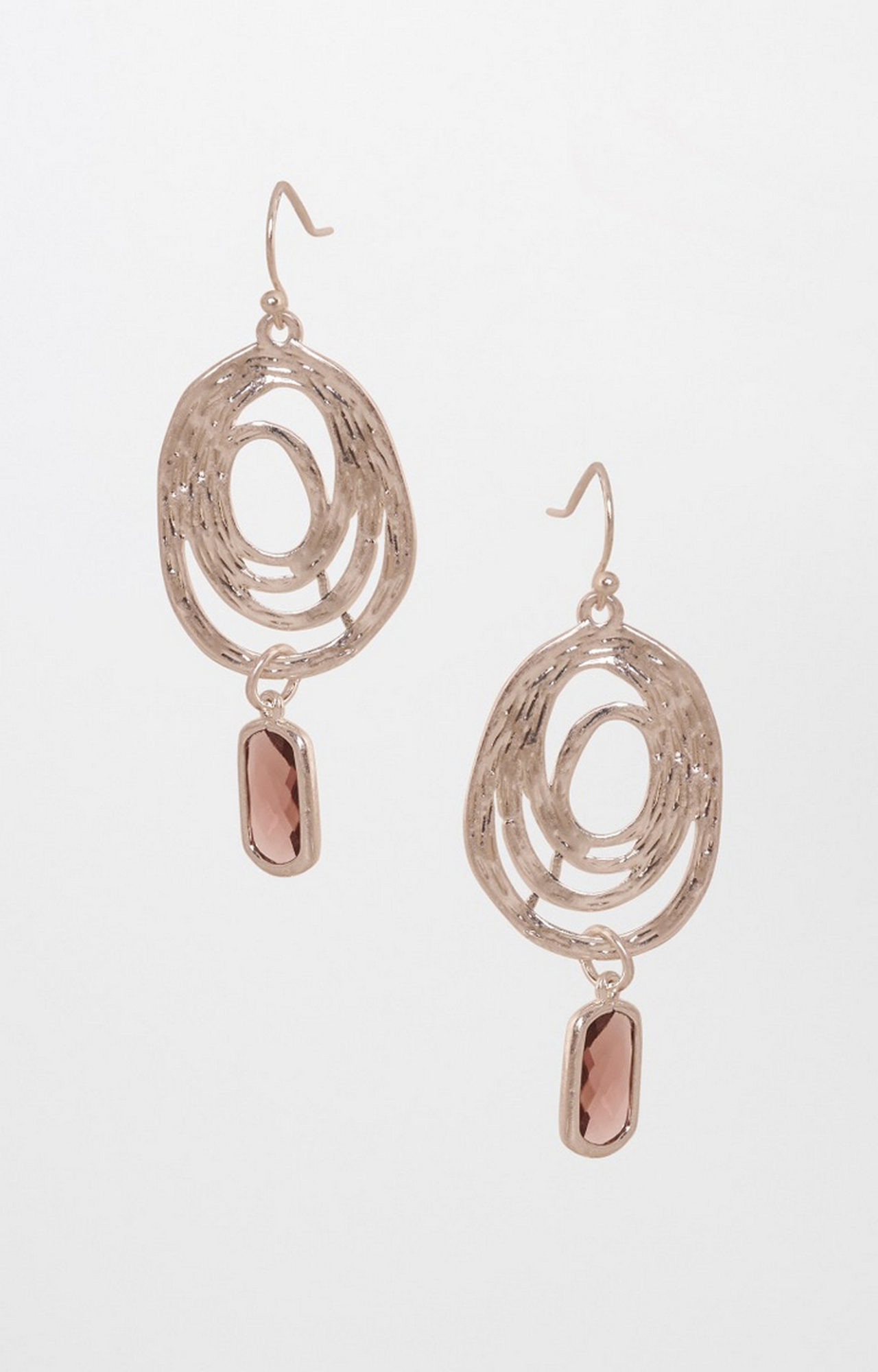 AND   Silver Dangle and Drop Earrings