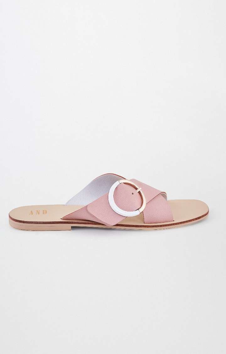 AND   Pink Slip-ons