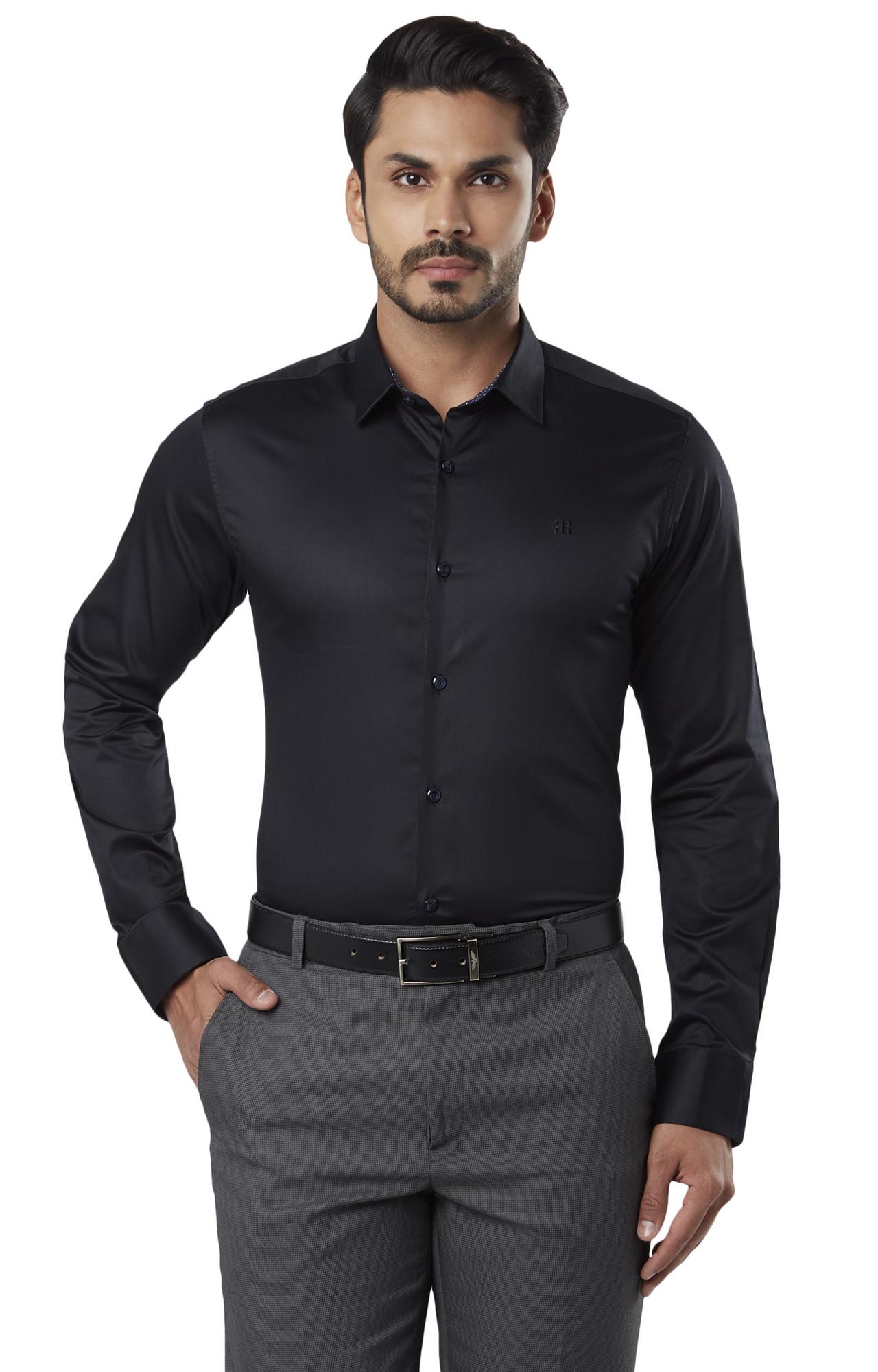 Raymond | Black Shirt