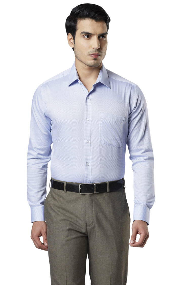 Raymond   Raymond Medium Blue Shirt
