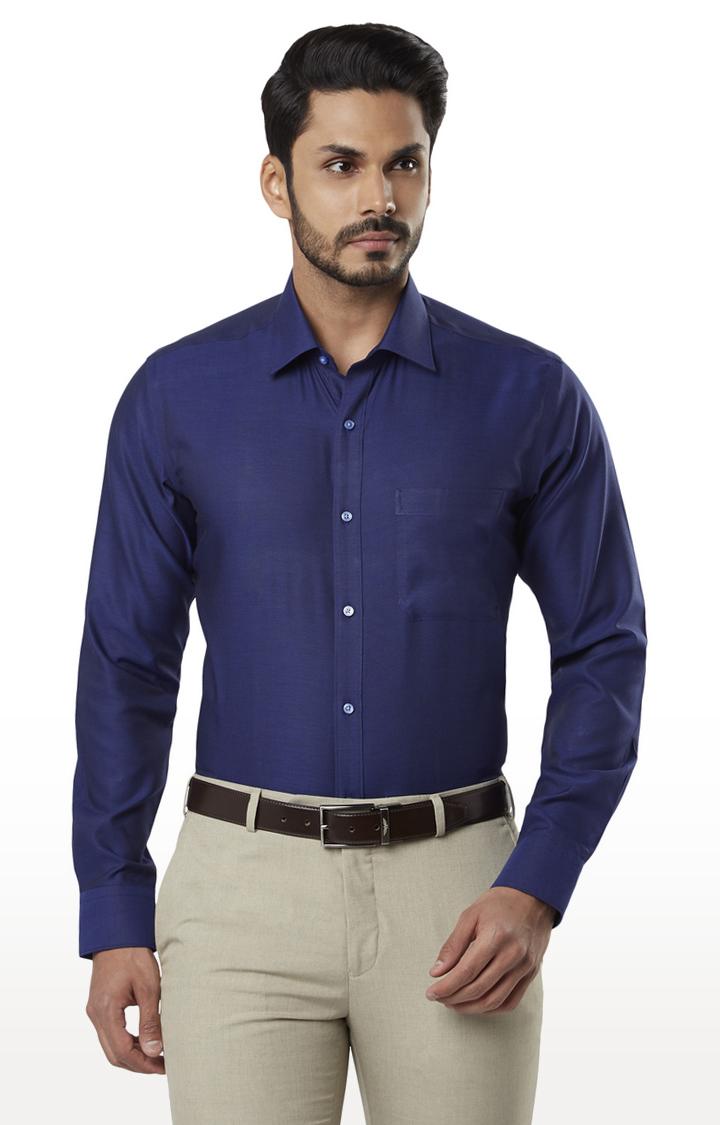Raymond | Raymond Dark Blue Shirt