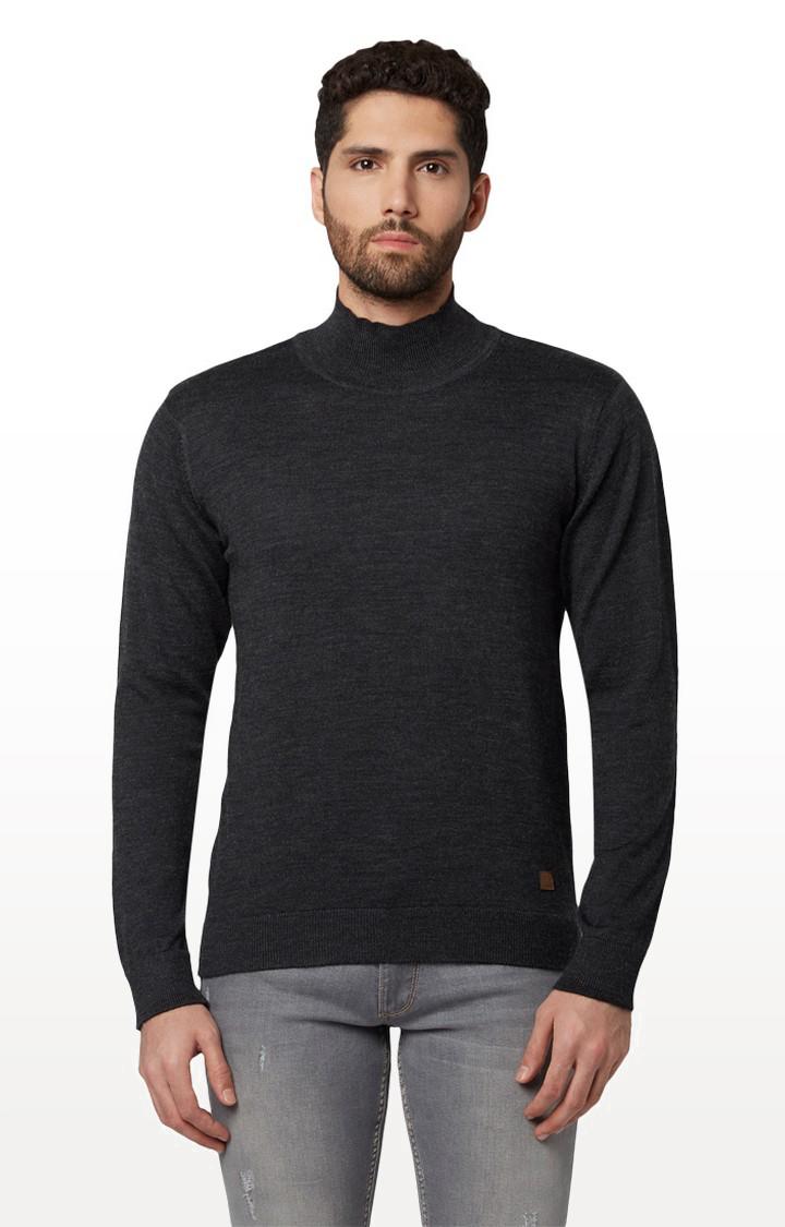 Park Avenue   Park Avenue Black Sweater
