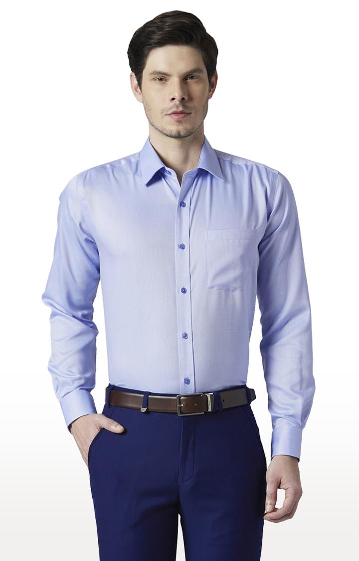 Park Avenue   Park Avenue Dark Blue Shirt