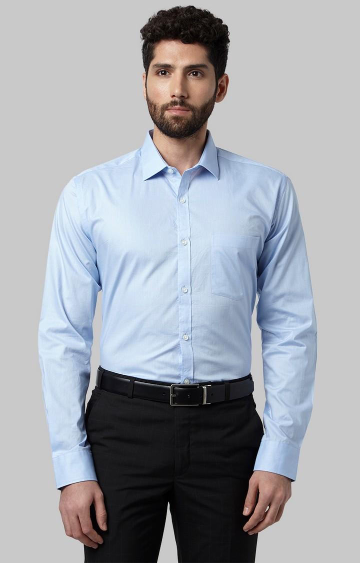 Park Avenue | Blue Shirt