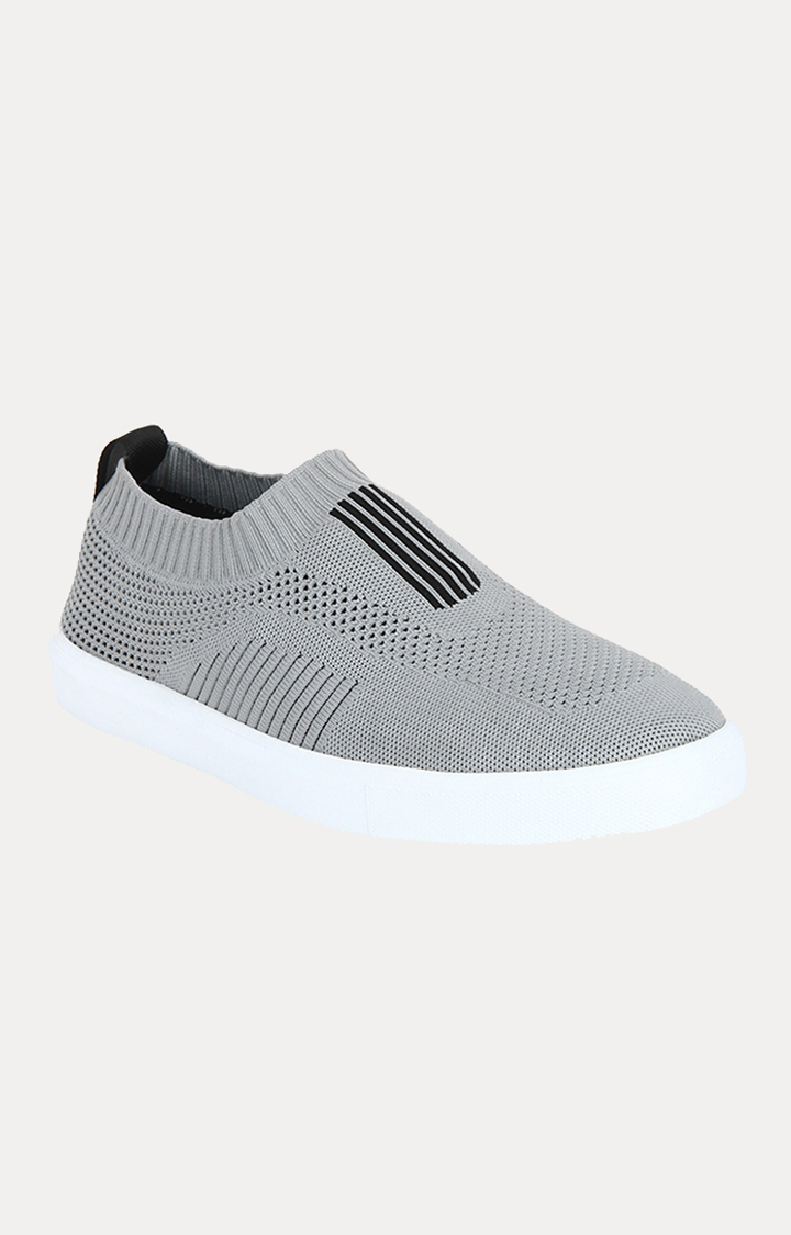 Park Avenue | Grey Sneakers