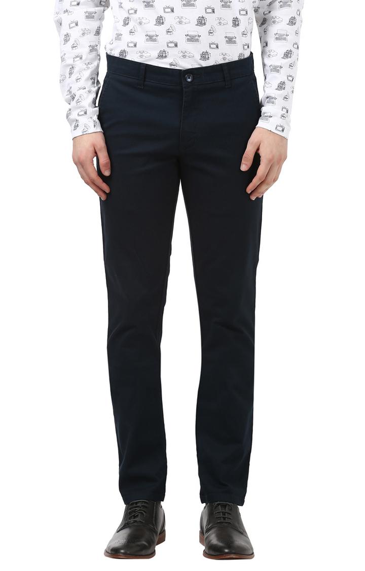 PARX   PARX Blue Trouser