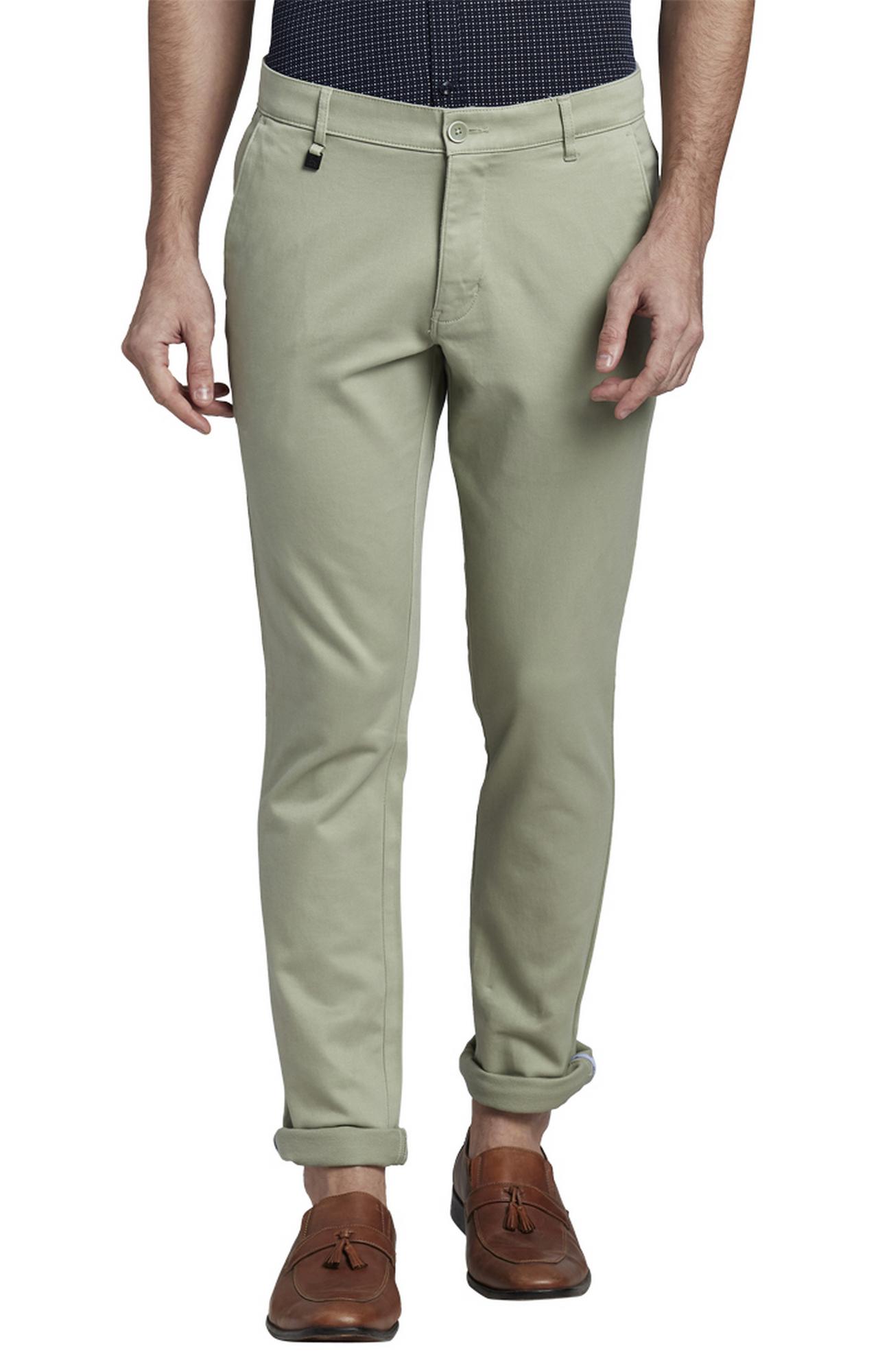 PARX   PARX Green Trouser