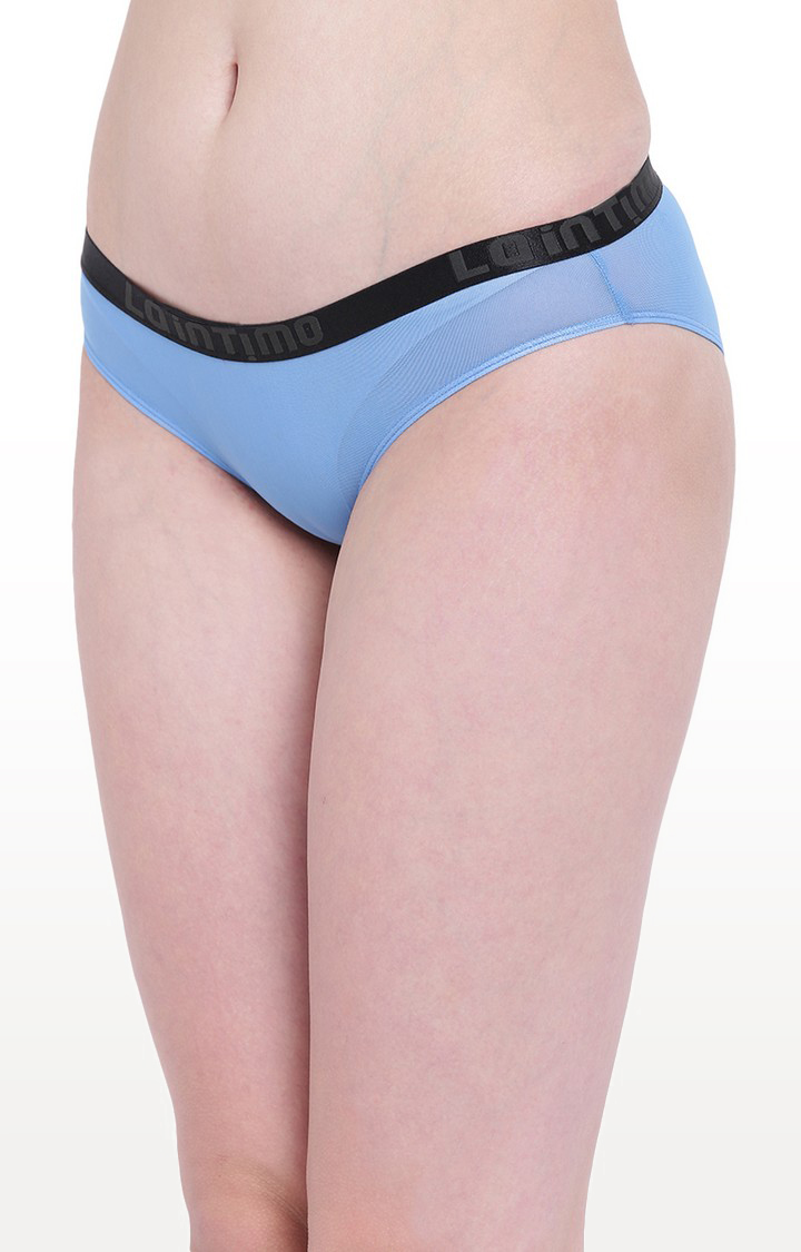 La Intimo | Blue Aqua Show Bikini Panty