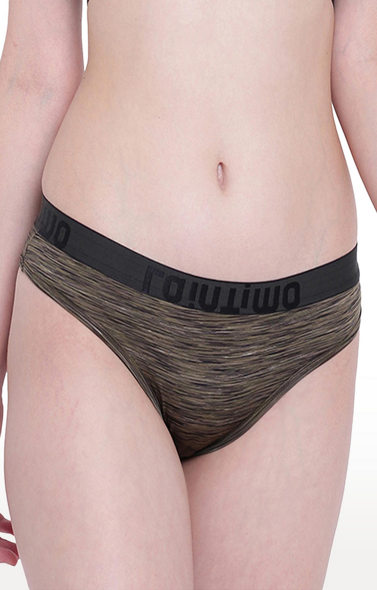 La Intimo   Olive AquaChick Panty