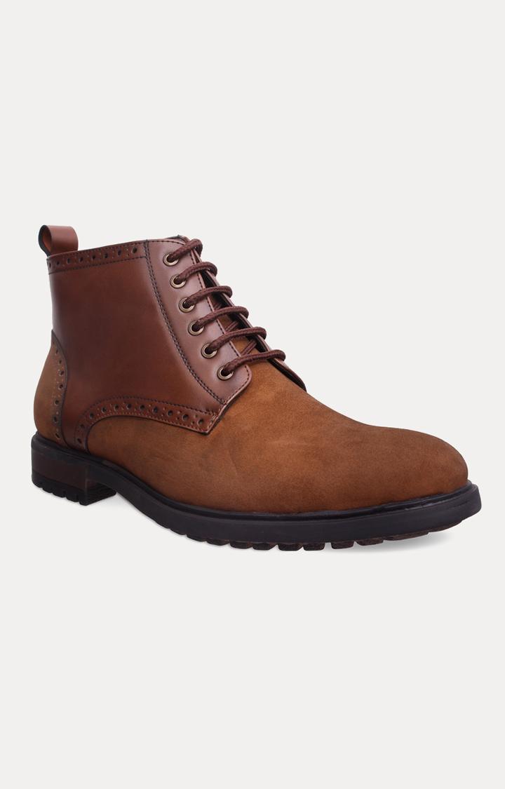 San Frissco   Brown Boots