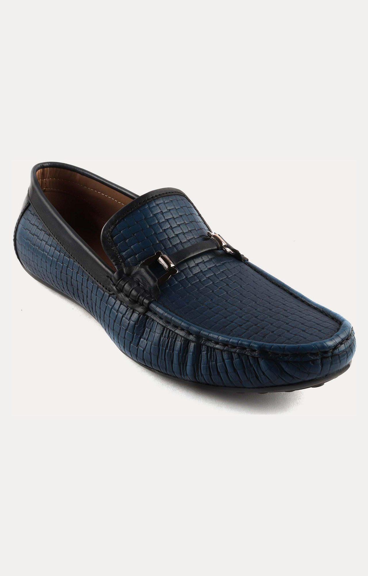 San Frissco | Blue Loafers
