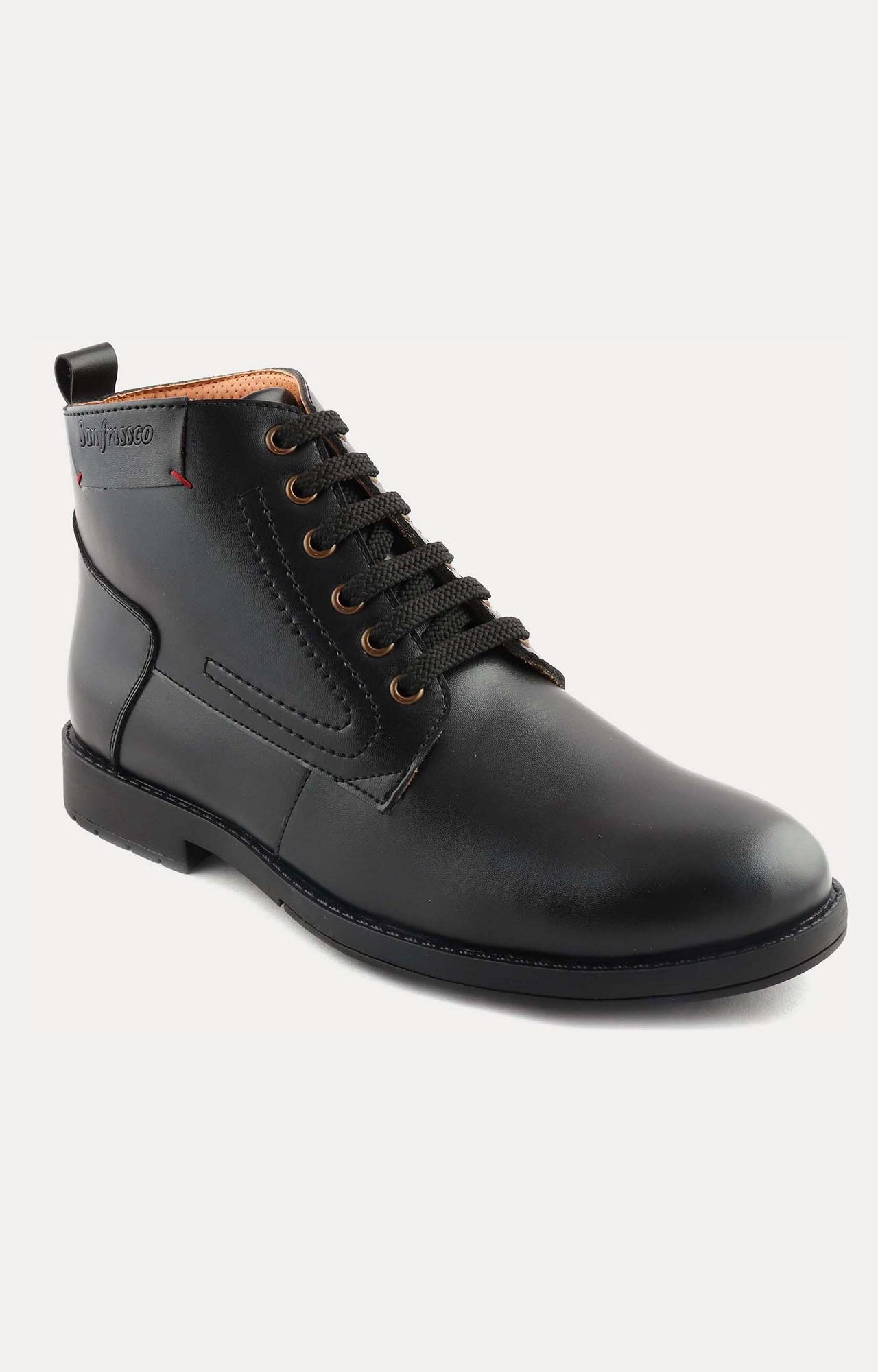 San Frissco | Black Boots