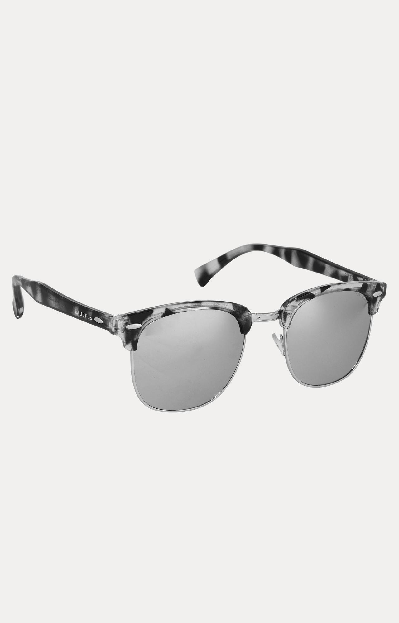 Laurels | Grey Browline Sunglasses