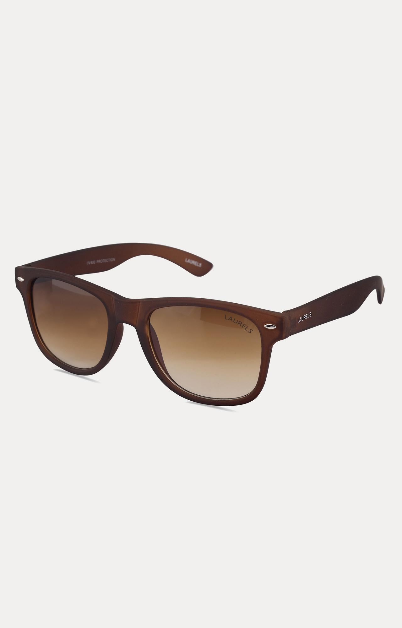 Laurels | Brown Wayfarers