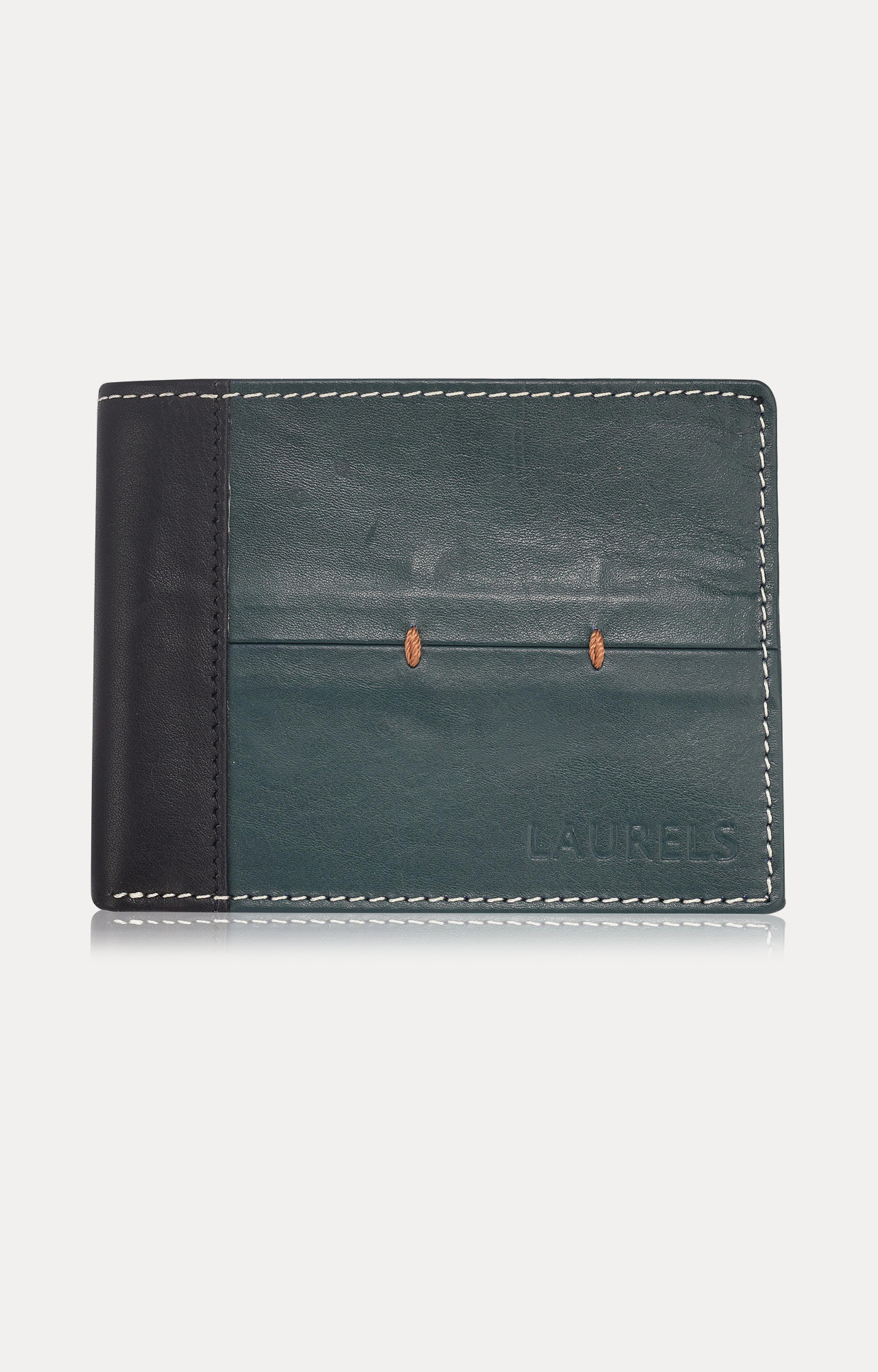 Laurels   Green Wallet